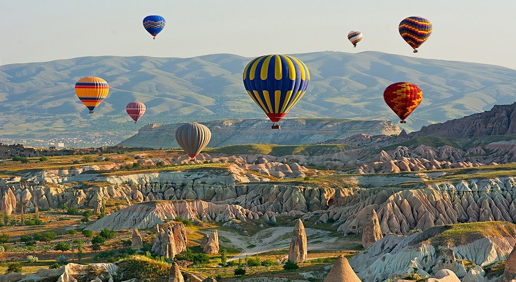Paket EXPERIENCE TURKEY 10 DAYS 2 turkey